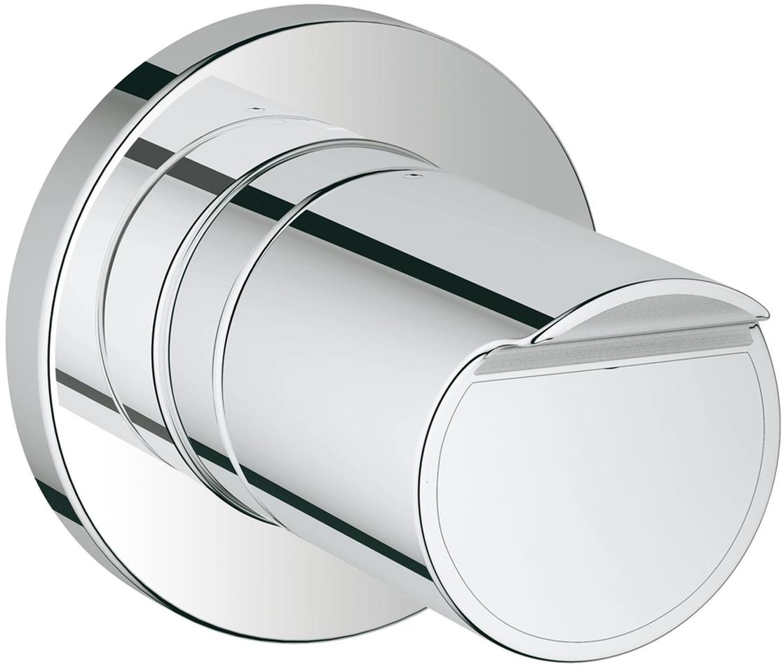"""комплект верхней монтажной части для 35028000GROHE StarLight хромированная поверхностьдля встраиваемых вентилей, 1/2"""", 3/4"""", 1""""плавная регулировка глубины монтажа20-80 ммметаллический отражатель с уплотнениемзапорная рукояткавинтовое крепление"""