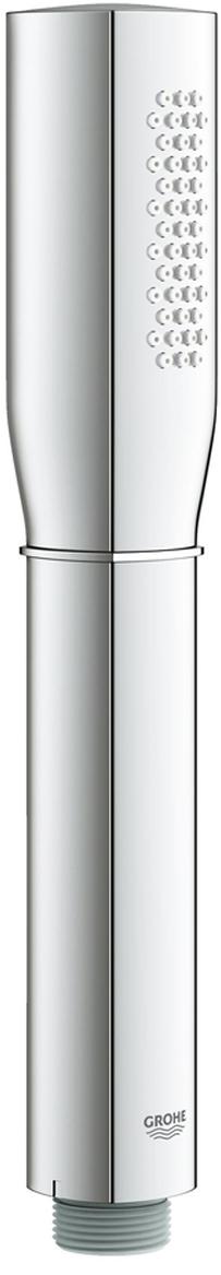 Душ ручной GROHE Rainshower Grandera. 2603700026037000Душ ручной из металла. Ограничитель расхода воды 7,6 л/мин.У душа превосходный поток воды.Внутренний охлаждающий канал для продолжительного срока службы.Система GROHE CoolTouch полностью исключается вероятность ожога о внешнюю поверхность смесителя.У душахромированная поверхность с системой SpeedClean против известковых отложений.Может использоваться с проточным водонагревателем.Универсальное крепление, подходящее к любому стандартному шлангу. Минимальное давление 1,0 бар.