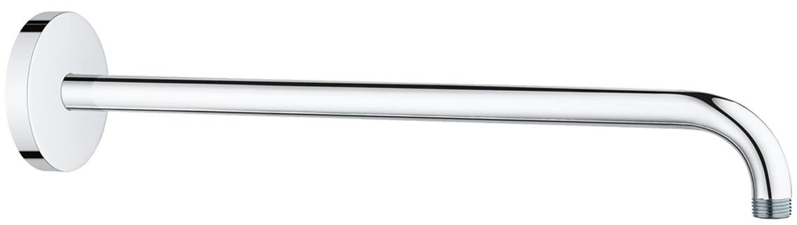 Кронштейн душевой GROHE Rainshower. 2614600026146000металлрезьбовое соединение 1/2с круглой розеткой, хромдля использования со всеми верхними душами RainshowerGROHE StarLight хромированная поверхность
