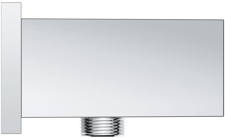 с держателем ручного душавнешняя резьбас защитой от обратного потокаGROHE StarLight хромированная поверхность