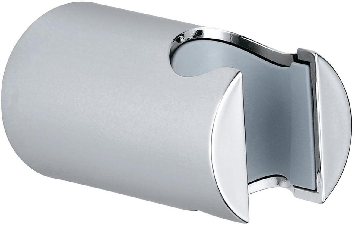 Настенный держатель для душа GROHE Rainshower neutral. 2705600027056000Настенный держатель для душа без регулировки. Держатель без розетки.Изготовлен из металла.У держателя хромированная поверхность.