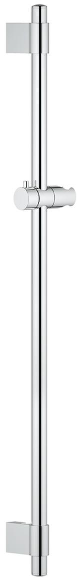 Душевая штанга GROHE Power&Soul. 2778500027785000Душевая штанга с металлическими настенными креплениями. Поворотный держатель с фиксацией по высоте. Регулируемое расстояние между настенными креплениями штанги позволяет использовать для монтажа уже имеющиеся отверстия в стене. У штанги хромированная поверхность
