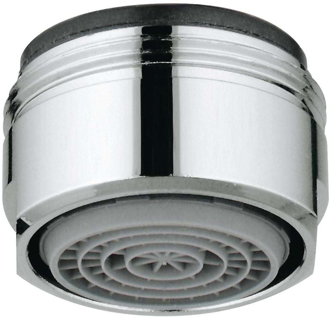 Комплект аэраторов с ограничением расхода воды GROHE Tempesta Classic. 4052600040526000Аэратор Grohe предназначен для насыщения воздухом водной струи, выходящей из смесителя. Корпус изделия выполнен из высококачественного - пластика. Аэратор создает приятные ощущения для рук и предотвращаетразбрызгивание в процессе использования. Одновременно способствует сокращению потребления воды. br>Включает в себя: 2 аэратора Eco с резьбой M24, с функцией SpeedClean5,7 л/мин при 3 бар.