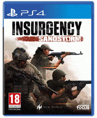 Insurgency: Sandstorm (PS4), New World Interactive