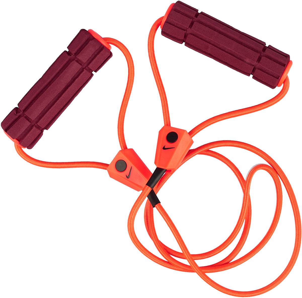Эспандер Nike, цвет: красный, бордовый, черный. N.ER.12.691.NS