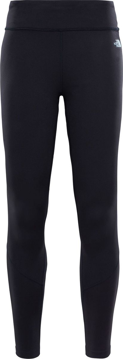 Тайтсы женские The North Face W Pulse Tight, цвет: черный. T93BQBJK3. Размер XS (40) тайтсы asics тайтсы tiger stripe knee tight
