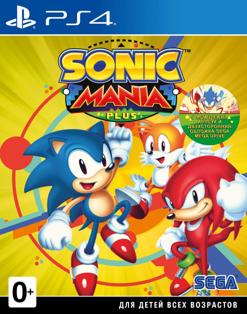 Zakazat.ru Sonic Mania Plus (PS4)
