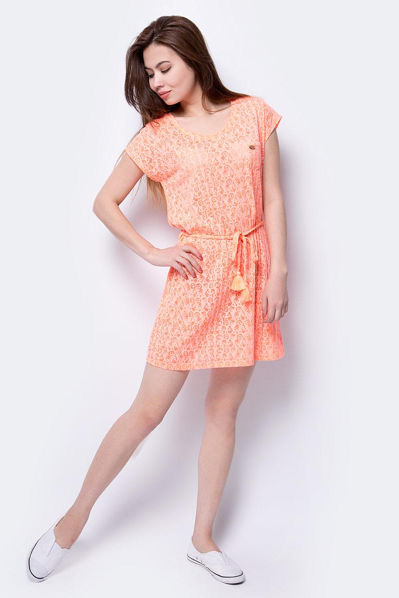 Платье Icepeak, цвет: розовый. 954762667IV_640. Размер 42 (48)