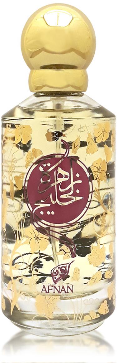 Afnan Zahrat Al Kha Leej Парфюмерная вода женская, 100 мл al attaar velvet orange парфюмерная вода 100 мл