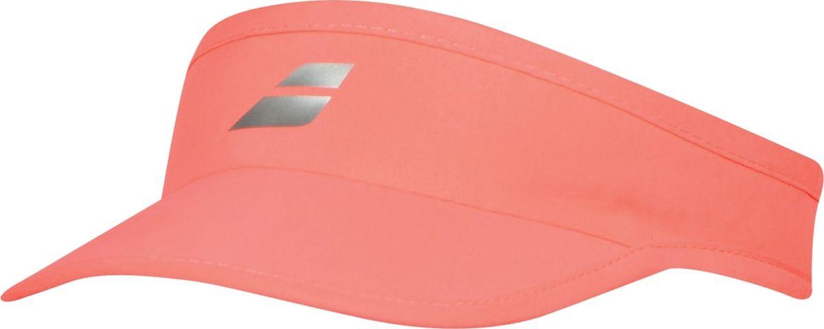 Козырек Babolat Visor, цвет: ярко-красный. 5WS17231-201. Размер универсальный5WS17231-201Козырек Babolat Visor является отличным аксессуаром для занятий спортом. Суперлегкий козырек впитывает влагу и обеспечивает превосходную циркуляцию воздуха.