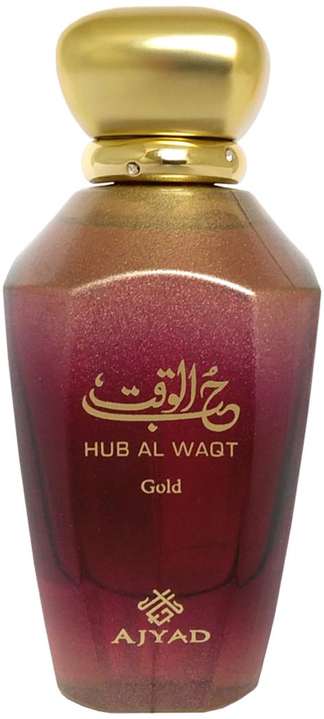 Ajyad Hub Al Waqt Gold Парфюмерная вода, 100 мл ajyad majlis al shaikh парфюмерная вода 100 мл