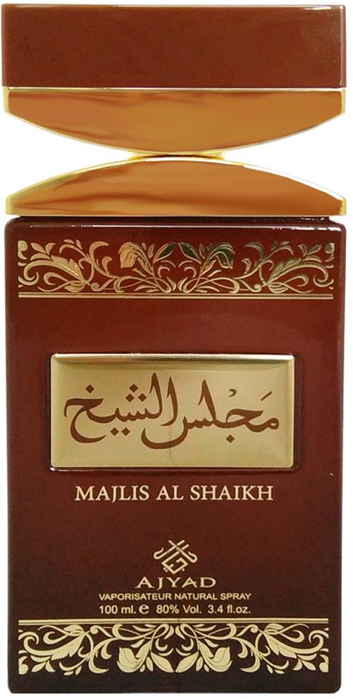 Ajyad Majlis Al Shaikh Парфюмерная вода, 100 мл ajyad majlis al shaikh парфюмерная вода 100 мл