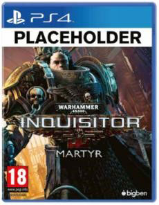 Zakazat.ru Warhammer 40,000: Inquisitor - Martyr. Standard Edition (PS4)