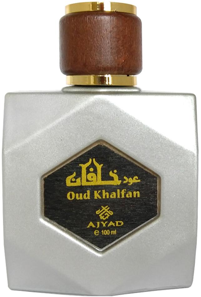 Ajyad Oud Khalfan Парфюмерная вода, 100 мл dear rose song for a queen парфюмерная вода спрей 100 мл