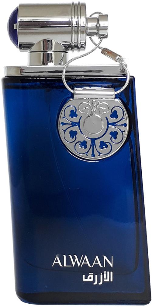 Al Attaar Alwaan Blue Парфюмерная вода, 100 мл216225ALWAAN (blue)туалетные духи 100 мл. Принадлежит к группе цветочные;Основные ноты:бергамот, мандарин, лист смородины, душистый горошек, жасмин, белый мускус.