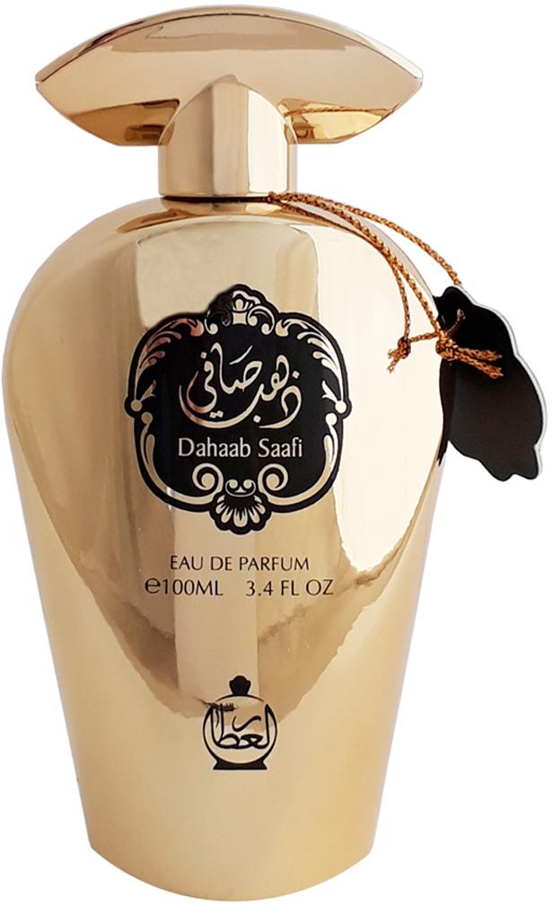 Al Attaar Dahaab Saafi Парфюмерная вода, 100 мл ajyad majlis al shaikh парфюмерная вода 100 мл