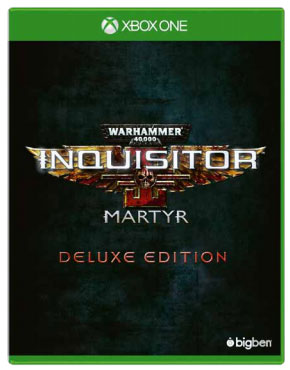 Zakazat.ru Warhammer 40,000: Inquisitor - Martyr. Deluxe Edition (Xbox One)