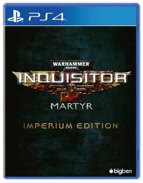 NeocoreGames Warhammer 40,000: Inquisitor - Martyr. Imperium Edition (PS4)