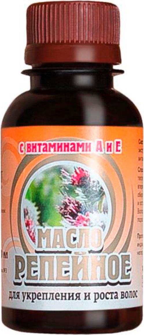 Биолит Репейное масло с витаминами А и Е, 100 мл