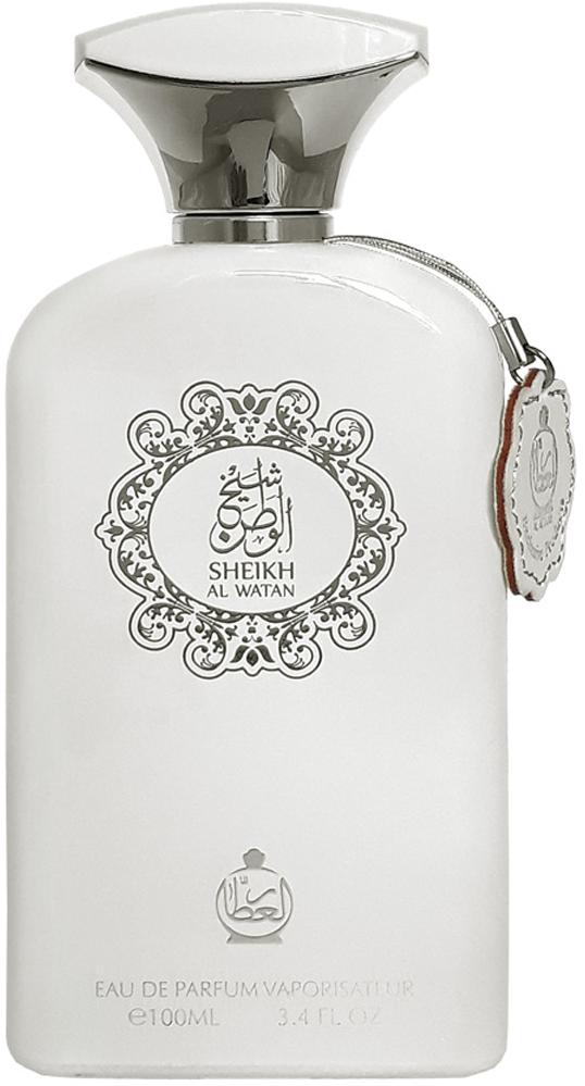 Al Attaar Sheikh Al Watan White Парфюмерная вода, 100 мл ajyad majlis al shaikh парфюмерная вода 100 мл