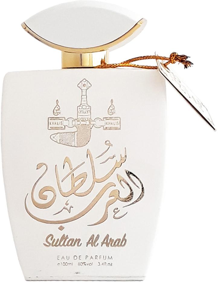 Khalis Arline Sultan Al Arab Парфюмерная вода, 100 мл al attaar velvet orange парфюмерная вода 100 мл