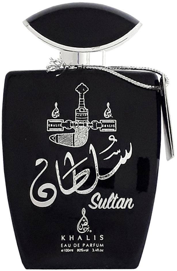 Khalis Arline Sultan Al Shabab Парфюмерная вода, 100 мл al attaar velvet orange парфюмерная вода 100 мл