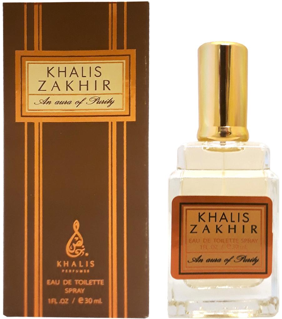 """Khalis """"Zakhir"""" Туалетная вода, 30 мл"""