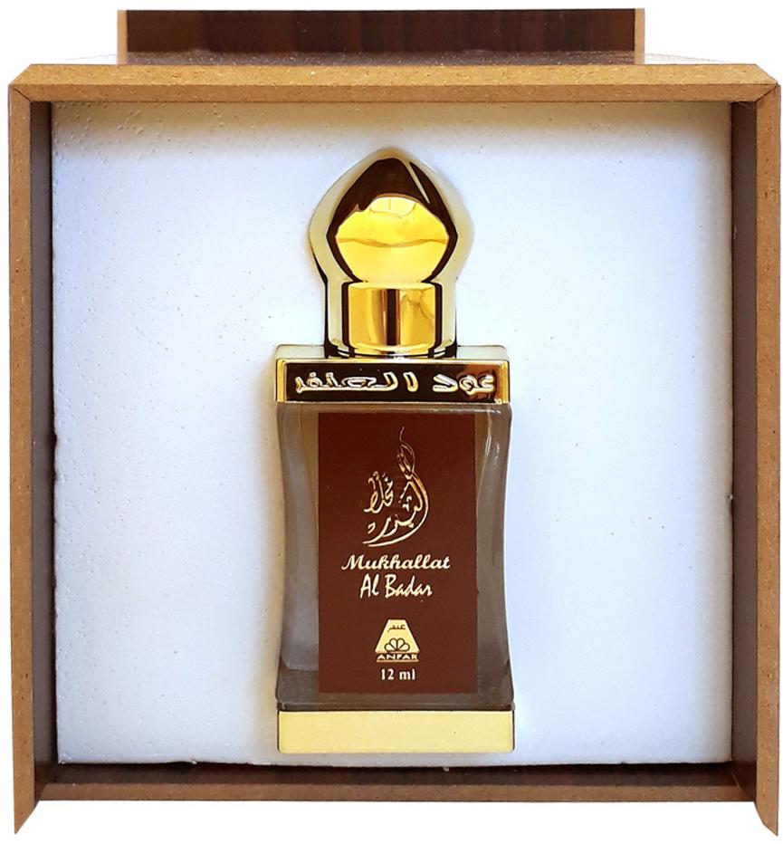 Anfar Mukhallat Al Badar Парфюмерная вода, 12 мл al attaar velvet orange парфюмерная вода 100 мл