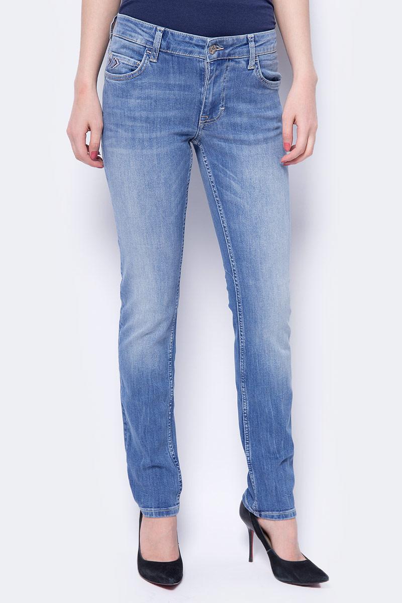 Джинсы женские Mustang Sissy Slim S&P, цвет: голубой. 1005173-5000-234. Размер 32-32 (48-32) джинсы mustang 1005650 5000 314