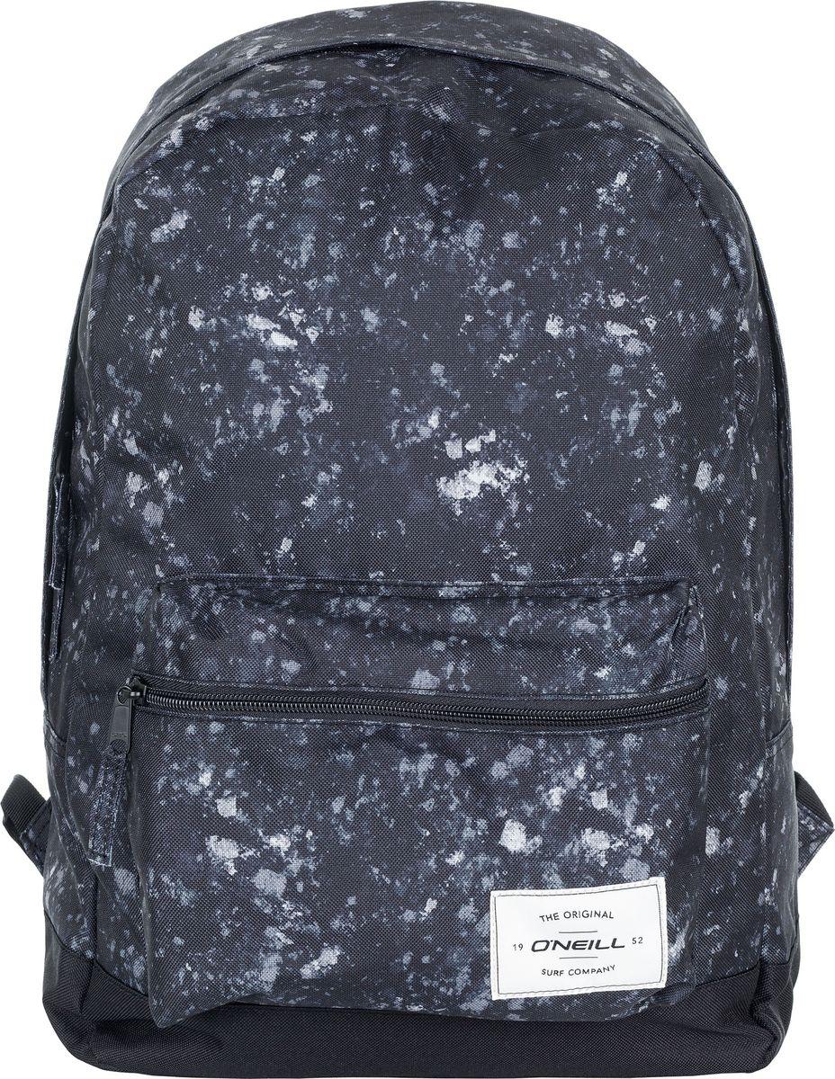 Рюкзак мужской O'Neill Bm Coastline Graphic Backpack, цвет: черный, 20 л. 8A4012-9910 рюкзак мужской adidas bp cl adicolor цвет красный 27 л cw0636