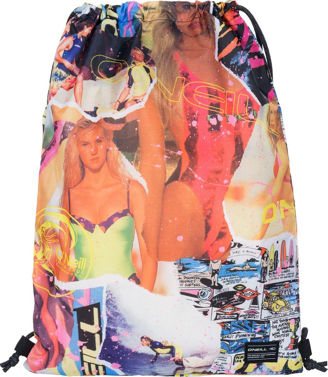 Рюкзак для обуви мужской O'Neill Bm Photoprint Gymsack