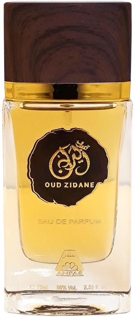 Anfar Oud Zidane Парфюмерная вода, 75 млOA2674OUD ZIDANEТуалетные духи 75 мл спрей. Принадлежит к группе восточных; основные ноты:уд, кориандр, чайный лист, амбра.