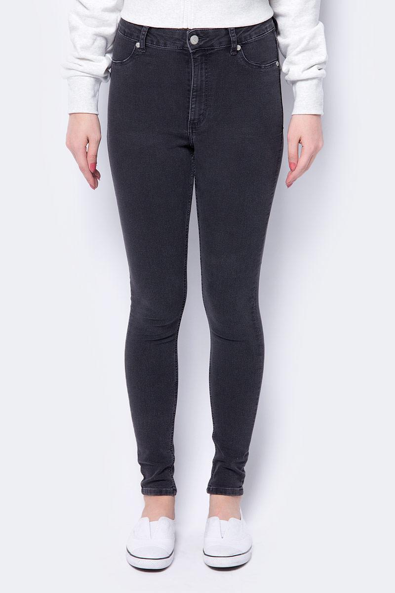 Джинсы женские Cheap Monday, цвет: серый. 0347729. Размер 32/33 (48)