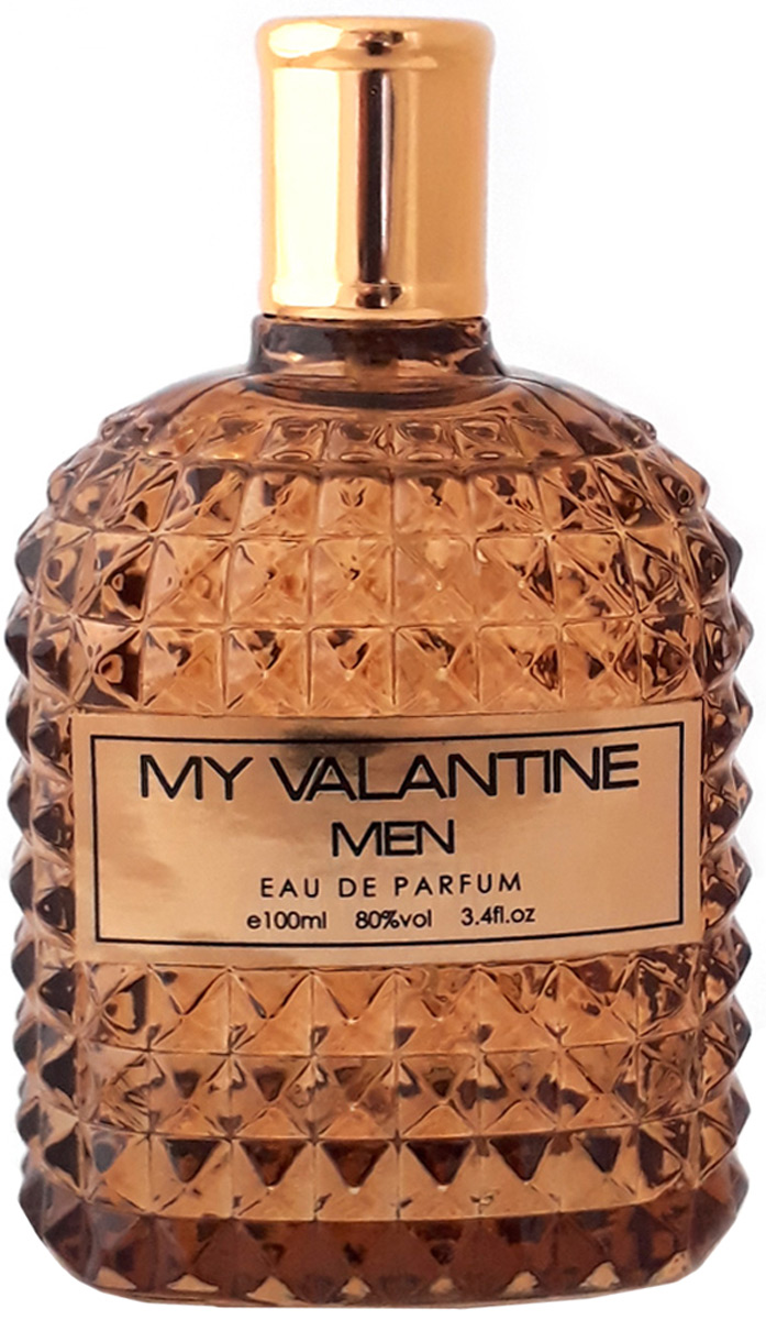 Khalis Reev My Valantine Men Pour Homme Парфюмерная вода мужская, 100 мл givenchy туалетные духи my couture 100 ml