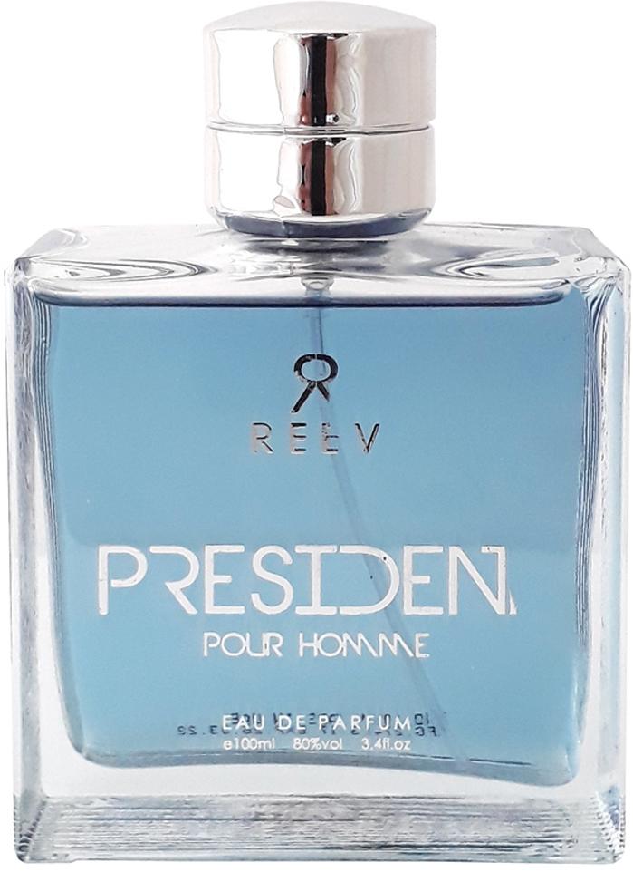 Khalis Reev President Pour Homme Парфюмерная вода мужская, 100 мл