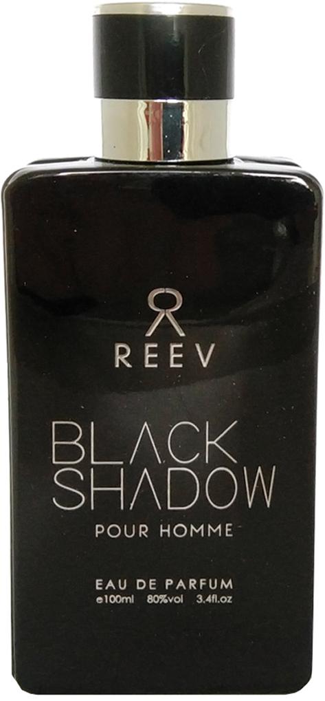 Khalis Reev Black Shadow Pour Homme Парфюмерная вода мужская, 100 мл