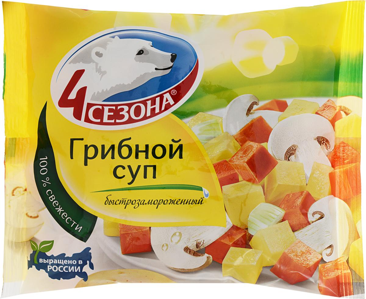 4 Сезона Суп Грибной, 400 г