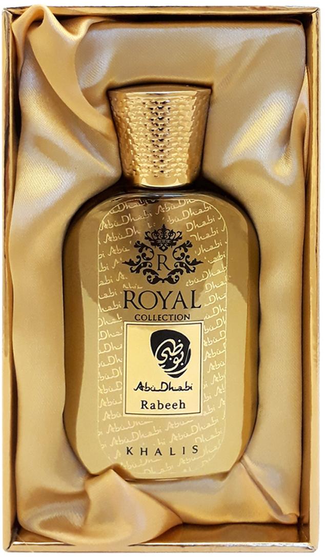 Khalis Royal Abudhabi Rabeeh Парфюмерная вода, 50 мл парфюмерная вода costume national scent 50 объем 50 мл вес 100 00
