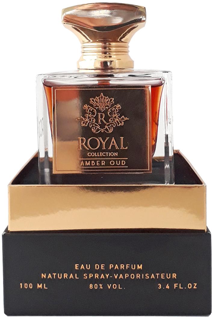 Khalis Royal Amber Oud Rocca Парфюмерная вода, 100 мл бергамот 5 мл 100