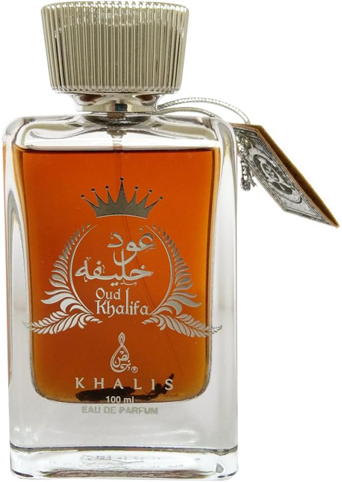 Khalis Arline Oud Khalifa Парфюмерная вода, 100 млKH215647ARLINE OUD KHALIFA туалетные духи 100 мл спрей. Принадлежит к группе восточные удовые. Основные ноты: специи, амбра, пачули, уд.