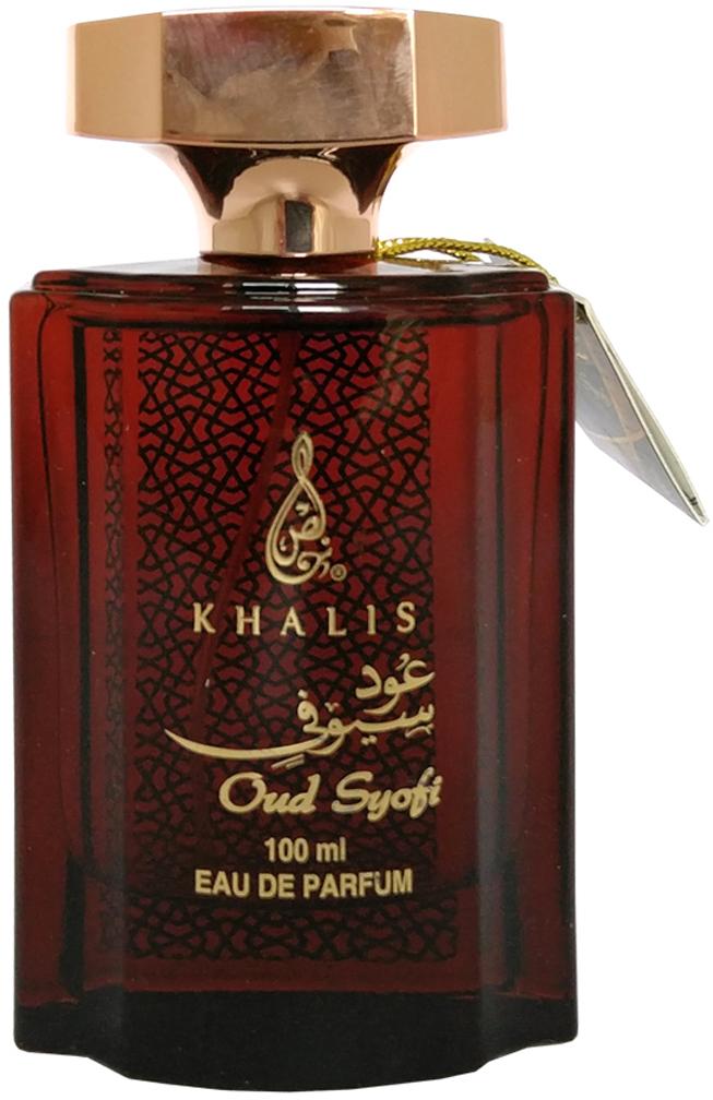 Khalis Arline Oud Syofi Парфюмерная вода, 100 мл dear rose song for a queen парфюмерная вода спрей 100 мл