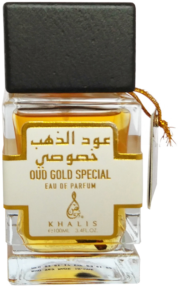 Khalis Arline Oud Gold Special Парфюмерная вода, 100 мл roberto verino gold diva парфюмерная вода 30 мл