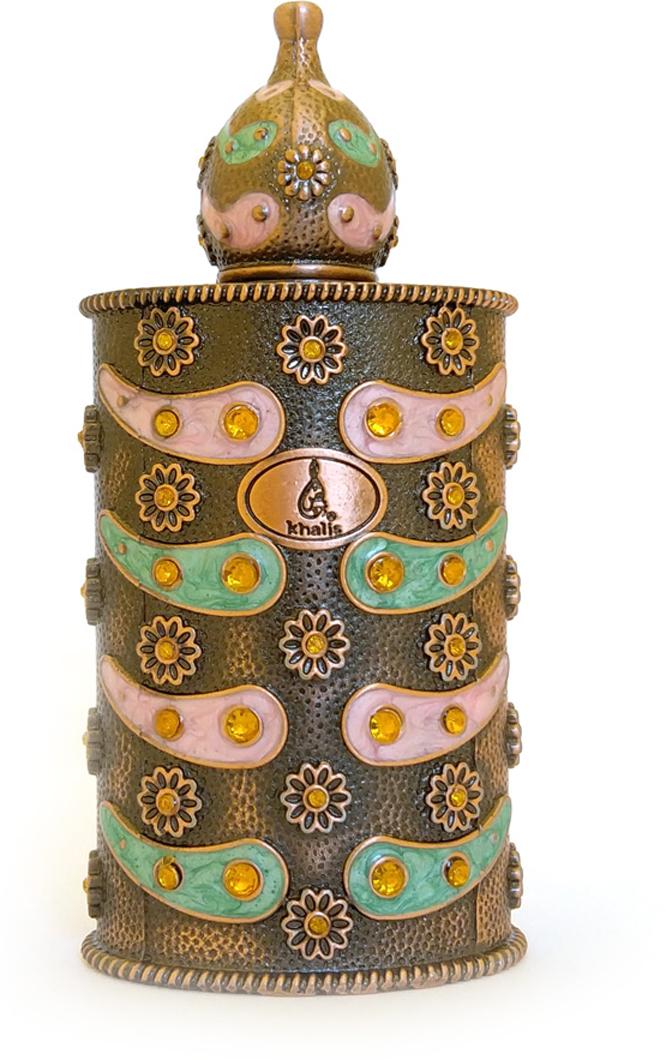 Khalis Oiline Ateeq Духи, 18 млKH215701OILINE ATEEQ духи 18 мл. Принадлежит к группе восточные пряные. Основные ноты: шафран, имбирь, розовый перец, уд.