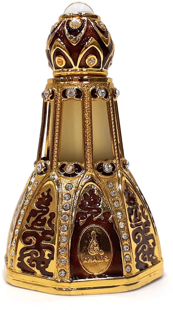 Khalis Oiline Qatar Al Nada Духи, 20 мл бергамот 5 мл 100