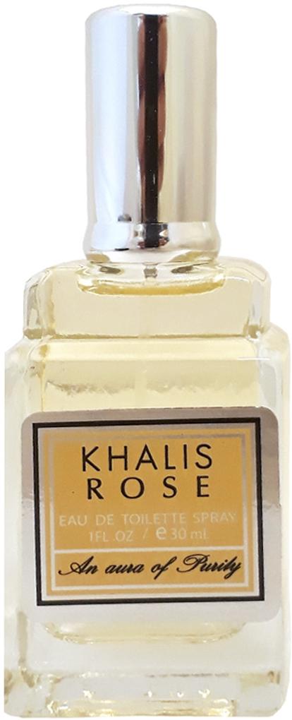 """Khalis """"Rose"""" Туалетная вода, 30 мл"""