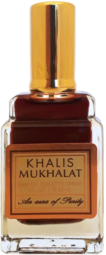 Khalis Mukhalat Туалетная вода, 30 млKH215743KHALIS MUKHALAT туалетная вода 30 мл спрей. Принадлежит к группе восточные. Основные ноты: специи, корица, древесина.