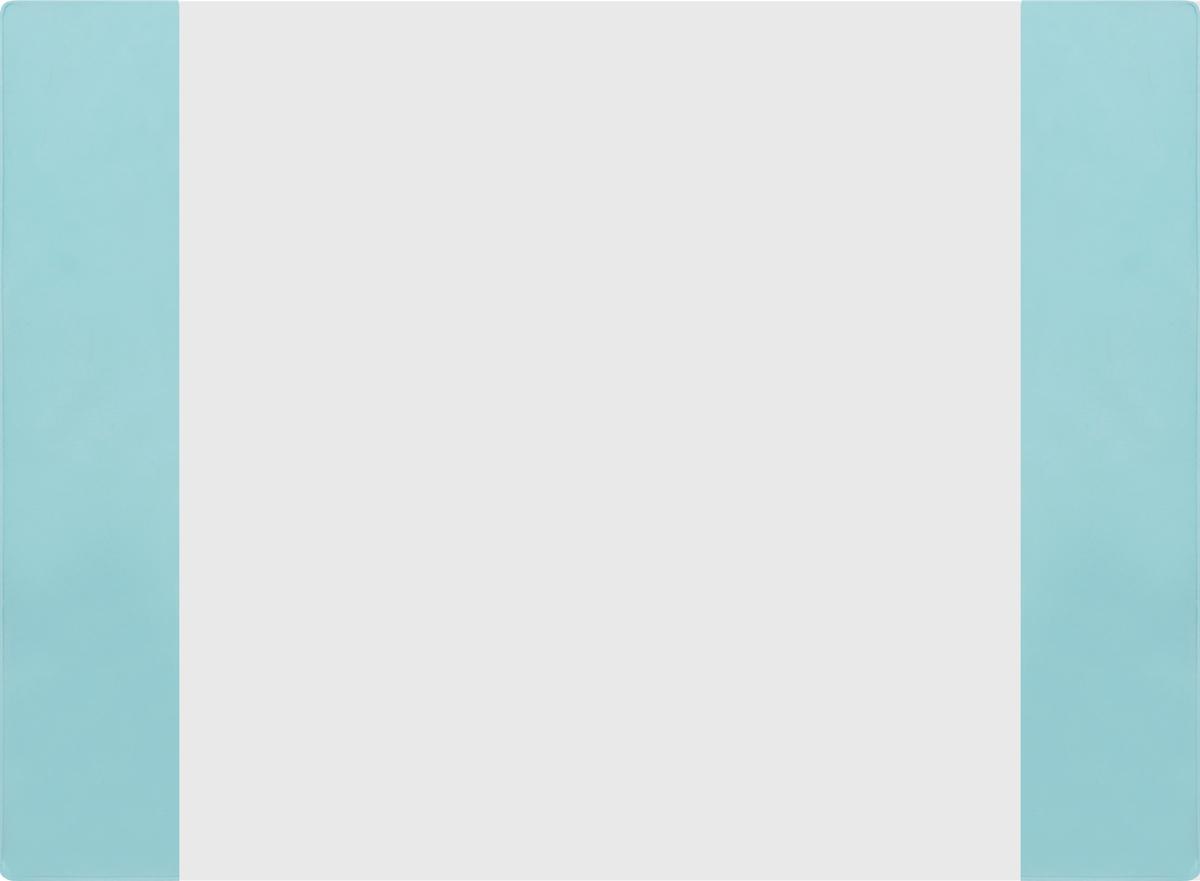 Фортуна Обложка для учебника Биболетов цвет прозрачный голубой самсон фортуна