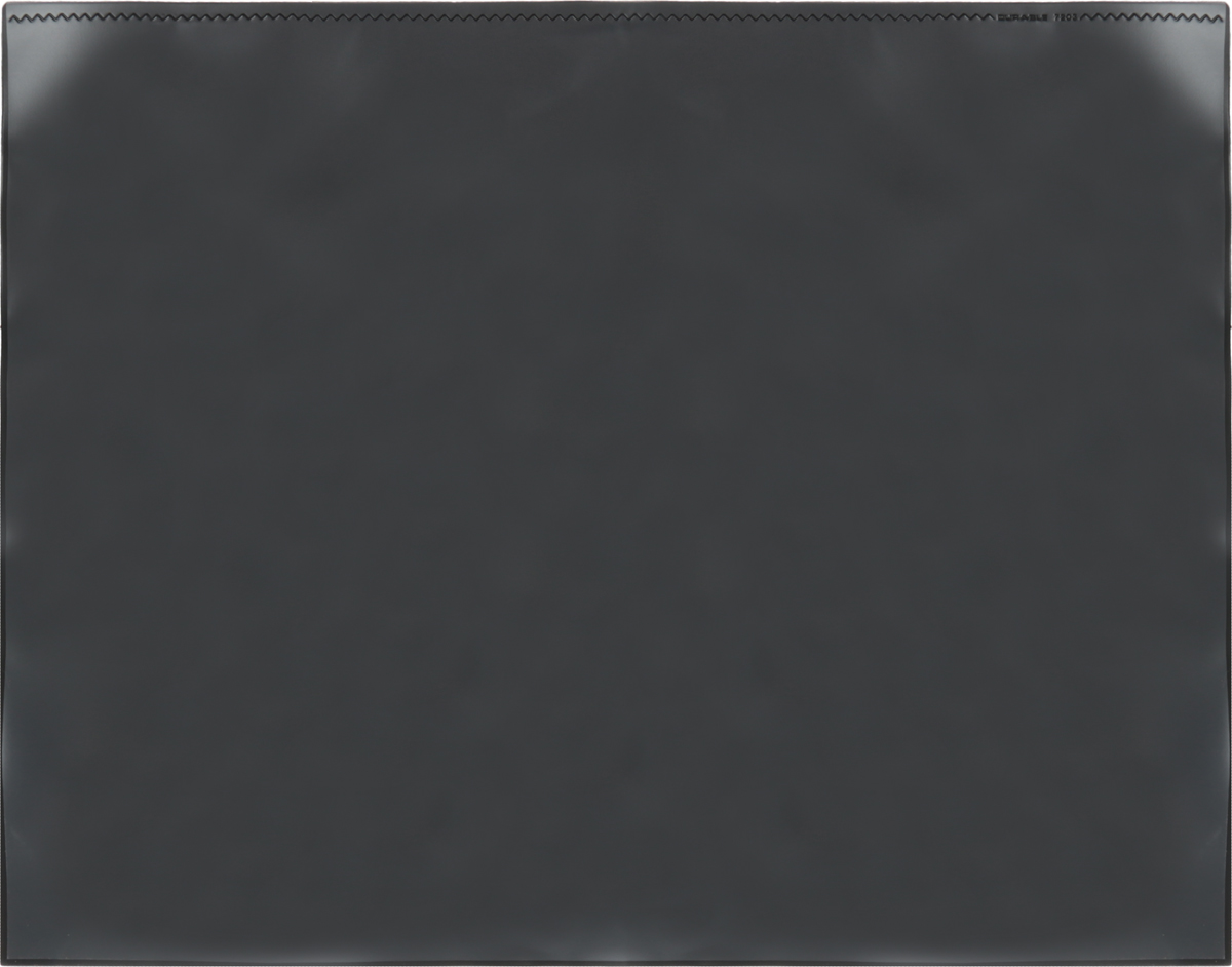 Износостойкий коврик-подкладка предоставляет идеальную поверхность для письма. Прозрачный верхний лист позволяет хранить на виду необходимые записи. Основа - микропористый пластик - предупреждает скольжение коврика.