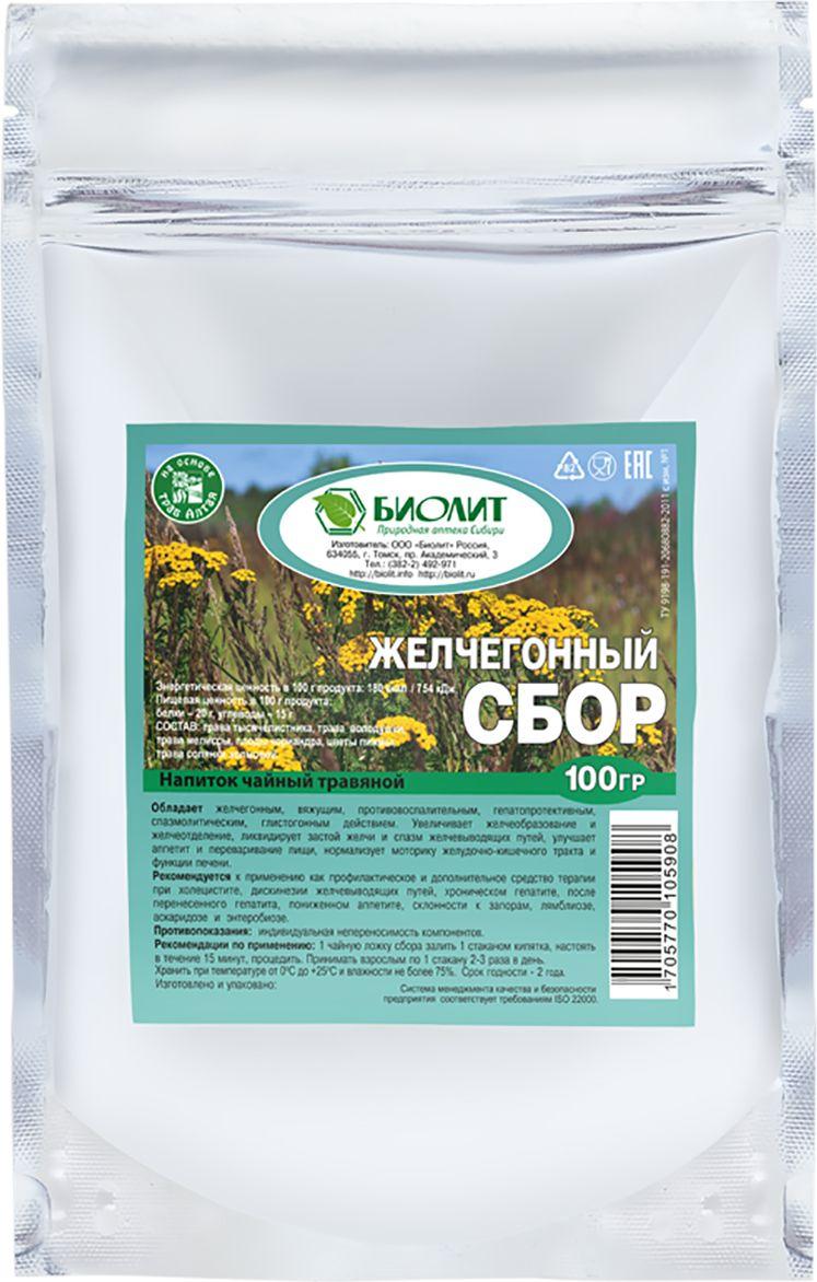 Биолит Сбор желчегонный, 100 г