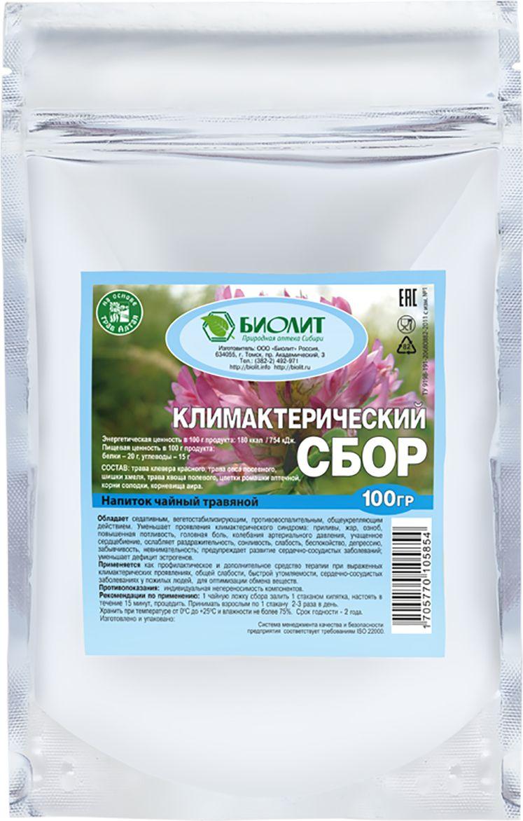 Биолит Сбор климактерический, 100 г